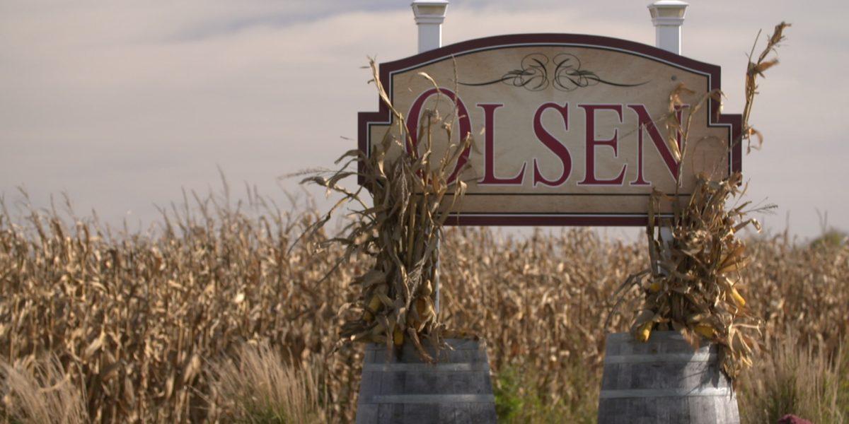 Olsen Custom Farms Home Farm